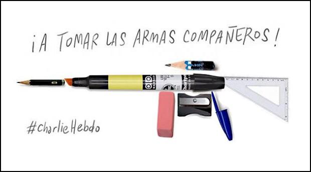Francisco J. Olea - Aux armes camarades !